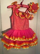 New ListingFun Figure Skating/Dance Dress, Child L