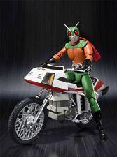 S.H.Figuarts Masked Kamen Rider SKYRIDER & SKYTURBO Set Figure BANDAI NEW F/S