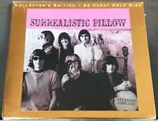 RCA - Jefferson Airplane - SURREALISTIC PILLOW - 24k Gold CD - 1995 - NEU/OVP!