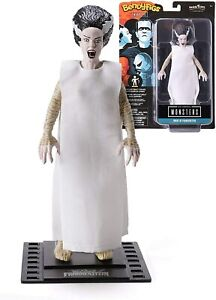 Bendyfigs Bride of Frankenstein 19cm with Stand, Monster The Noble Collection
