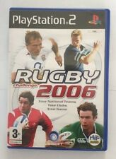 Rugby Challenge 2006 PS2 Playstation 2 Juego