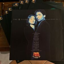 "X-Files 2nd Season Vol.1 Boxset - 12""  Laserdisc Japanese Import"