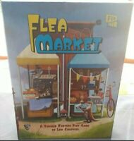 FLEA MARKET DICE BOARD GAME BY FUN FAIR COMPLETE VGC MAYFAIR GAMES