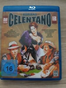 Adriano Celentano Collection Blu Ray mit