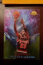 1995-96 Skybox Premium Meltdown #M1 Michael Jordan Bulls
