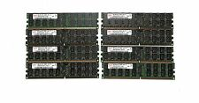 LOT 32GB (8x4GB) Hynix DDR2 RAM ECC REG 667 Mhz HYMP151P72CP4-Y5 Reg server only
