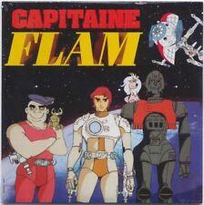 RARE  CAPITAINE FLAM LA CHEVAUCHEE DE CAPITAINE FLAM  CD 2T COLLECTOR REMIX