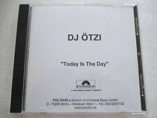 DJ Ötzi - Today Is The Day - Polydor PROMO CD (Album mit 13 Liedern) RARE NW