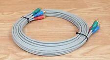 Sin Marca / Genérico Gris Cable Ideo Componente ( Verde Azul Rojo ) Rca