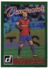 2016 Donruss Soccer Dominator Holographic #45 Sergei Ignashevich CSKA Moskva