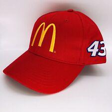 2020 BUBBA WALLACE McDonald's Atlanta Pit Crew Hat Nascar PETTY Chevy Cap Racing