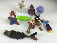 lot of mcdonalds happy meal toys assorted  8 pieces