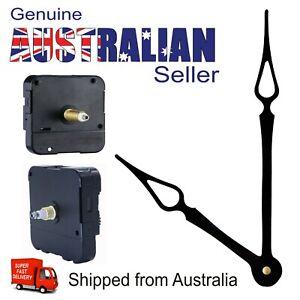 High Torque High Quality Clock Mechanism Movement with Big Hands optional Hanger