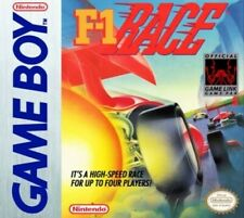 F1 Race Nintendo Game Boy