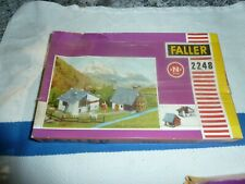 "Faller 9MM ( N) Scale #2248 "" Chalet Building Kit"""