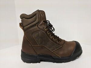 Condor Colorado Mens 8 Steel Toe Work Boot