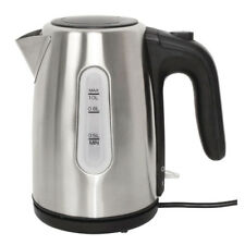 Caterlite Mini Hotel Kettle Stainless Steel 1Ltr @Next Day Delivery