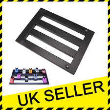 More details for electric guitar pedal boards alloy pedalboards with effects pedal +10x explant