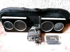 Logitech Pure-Fi Anywhere 2 Cpmpact Docking Speakers Ipod & Iphone Black S-00001