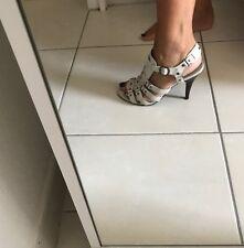 sandales grises MINELLI taille 38