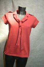 POLO CLAUDINE COP COPINE  TAILLE L/40   CAMISA/CAMICIA/DRESS SHIRT TBE