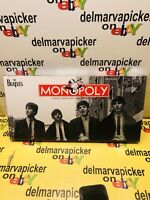 The Beatles Collectors Edition Monopoly Board Game - Brand New Sealed