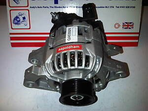 FITS TOYOTA YARIS MK2 1.0 inc VVTi 1.0 998cc 2005-2011 BRAND NEW 90A ALTERNATOR