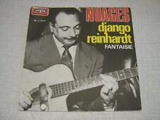 DJANGO REINHARDT 45 TOURS FRANCE NUAGES