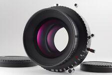 -Mint- Nikon Nikkor W 240mm f5.6 Large Format Copal shutte Lens from Japan 196
