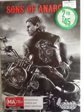 SONS of ANARCHY - Season 1 - 4 disc set # 1355