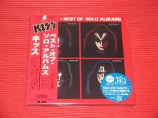 KISS Best Of Solo Albums JAPAN MQA UHQ MINI LP CD HI-RES Audio