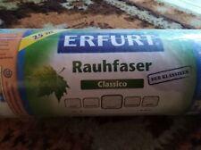 1,46€// qm 6 x Erfurt Rauhfaser Prestige 80Pro Rolle 17x0,53m