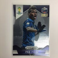 2014 Panini FIFA World Cup Prizm Soccer #79 PAUL POGBA 1st Prizm NM-MT FRANCE