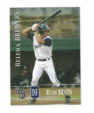 2005 HELENA BREWERS TEAM SET NEW COMPLETE WITH RYAN BRAUN SEALED