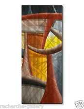 Metal Wall Art Sculpture Wow And Deep 2 by Jerry Clovis Modern Home Décor