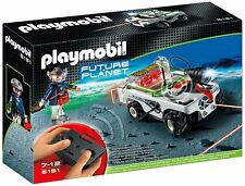 5151 Playmobil Explorer Quad with IR Knockout Cannon