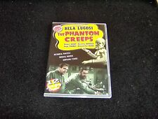 THE PHANTOM CREEPS CLIFFHANGER SERIAL 12 CHAPTERS 2 DVDS