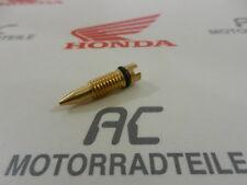 Honda cm 400 450 carburador ablaßschraube carburetor drain screw fuel Chamber