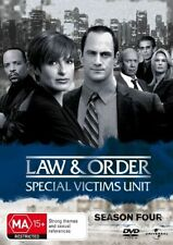 Law And Order - Special Victims Unit : Season 4 (DVD, 2007, 6-Disc Set)