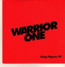 (CP409) Warrior One, King Pigeon EP - 2010 DJ CD