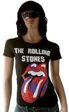 WOW Amplified Último ROLLING STONES it's Only Falda N 'Roll Estrás VIP M