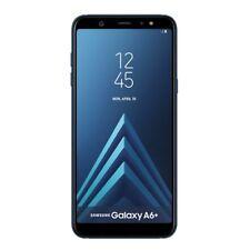 "SAMSUNG A6+/A6 Plus A605G 4GB/32GB 6"" FHD+ Smart Phone Factory Unlocked Blue"