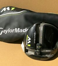 F/S wTrack#   TaylorMade Driver Head M1 10.5* 440cc & Cover Right Handed