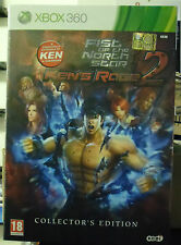 FIST OF THE NORTH STAR KEN'S RAGE 2 COLLECTOR'S EDITION NUOVA (KENSHIRO) XBOX360