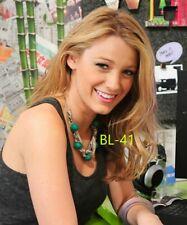 Blake Lively 1 foto/1 photo (BL-41) 15cm x 10,2cm : nieuw