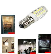60Leds 220V 12W E14 SMD LED Corn Bulb Lamp Light Microwave Oven Refrigerator UK