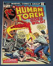 The Human Torch #2 Nov 1974