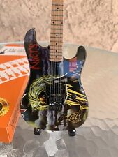 Iron Maiden - Exclusive Mini Guitars / 1:4 Scale