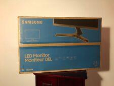 "Samsung 24"" SR24R LED Flat Monitor NEW in sealed box HDMI 1080p"