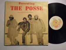 V/A The Posse MUSIC MASTER LP Digi Roots Reggae HEAR T103